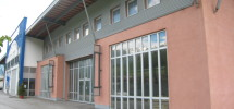 Ausstellungsräume, Büros und Dienstwohnungen