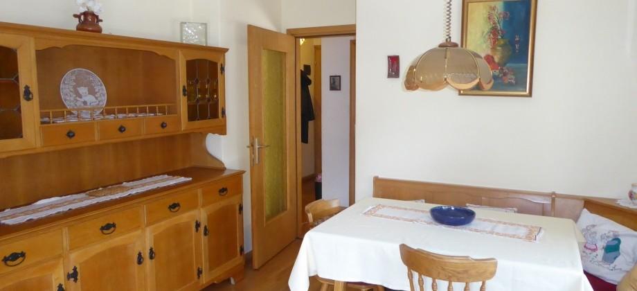 Schöne Zweizimmerwohnung mit Garten