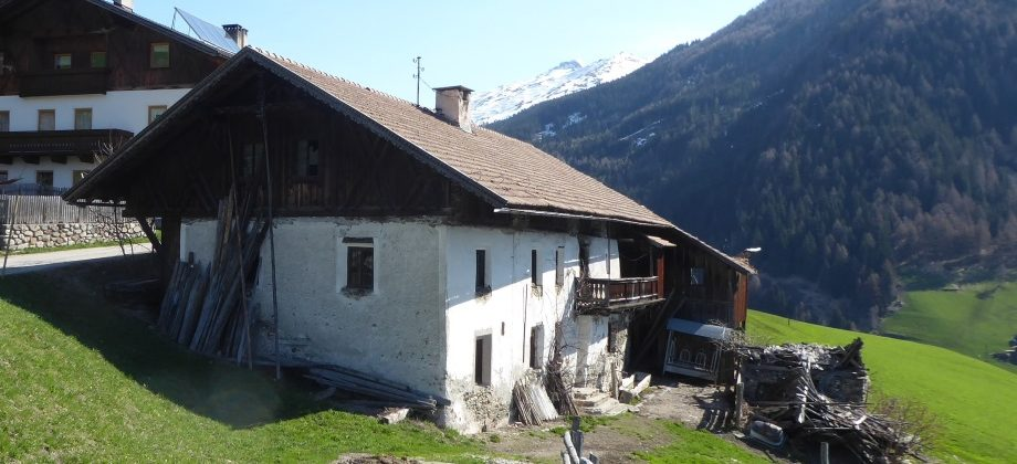 Bergbauernhof im Wipptal