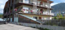 Stilfes: neuwertige Zweizimmerwohnung mit Garten
