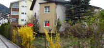Sterzing: sanierte Dreizimmerwohnung mit Garten