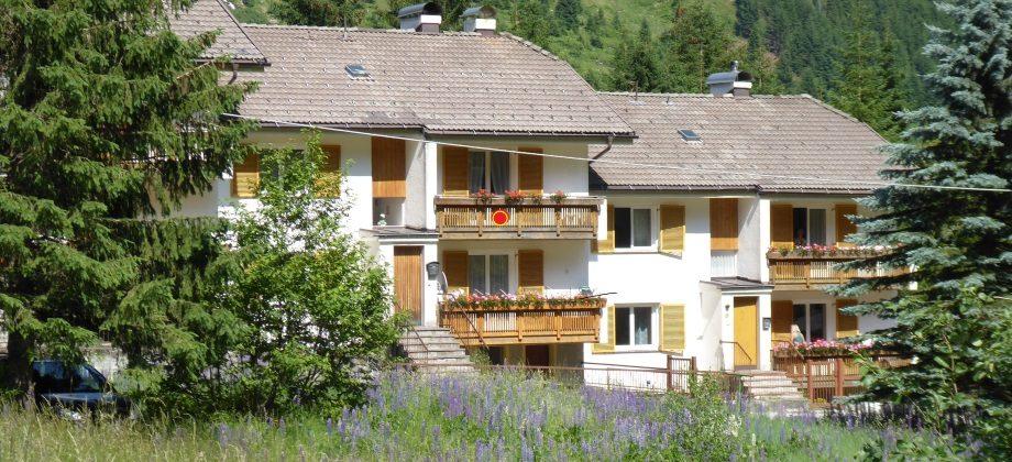 Ridnaun: schöne Dreizimmerwohnung mit Garten