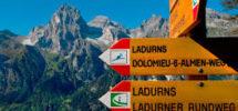 Pflersch/Ladurns: Zone für touristische Einrichtungen/Beherbergung