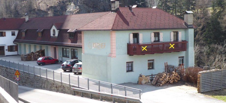 Gossensass: XXL-Wohnung in sehr gepflegtem Zustand